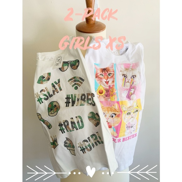 !NEW! Girls 2-Pack with Tags